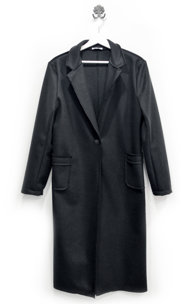 black-long-coat