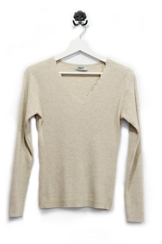 cream-v-neck-sweater