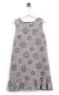 tweed-dress-with-ruffles